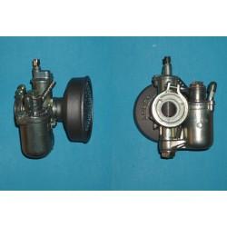 2.- Carburador DELLORTO 18 cubeta Recta y FILTRO.